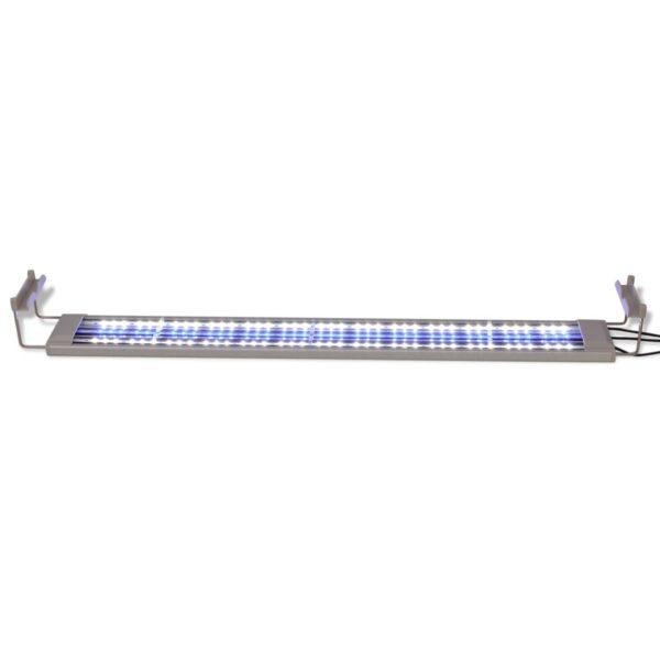Akvarielampa LED 80-90 cm aluminium IP67