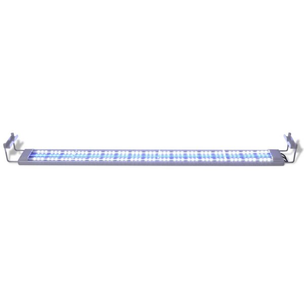 Akvarielampa LED 100-110 cm aluminium IP67