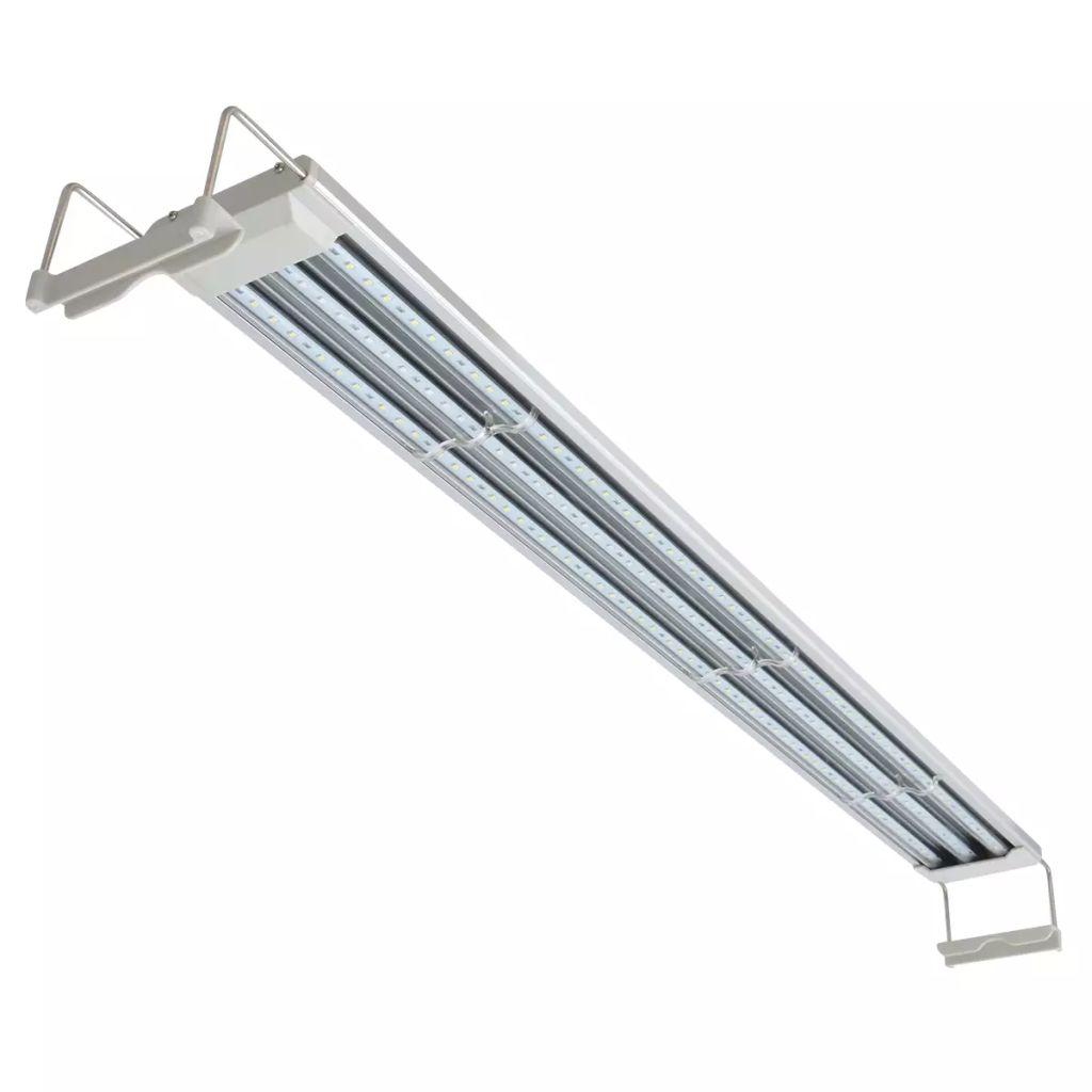 Akvarielampa LED 100-110 cm aluminium IP67