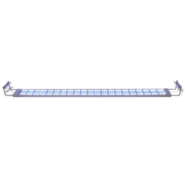 LED Akvarielampa 120-130 cm aluminium IP67