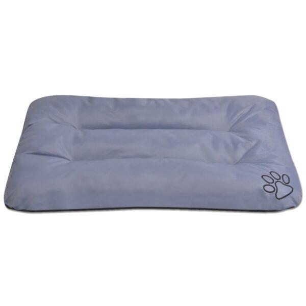 Hundbädd storlek L grå