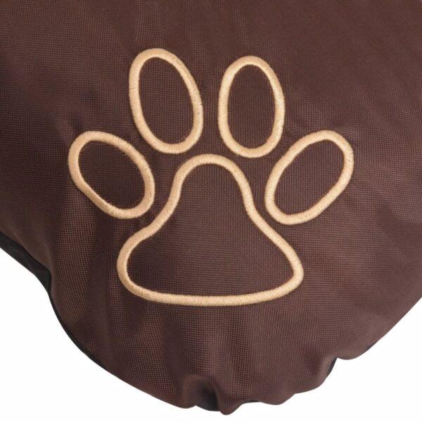 Hundbädd storlek XXL brun