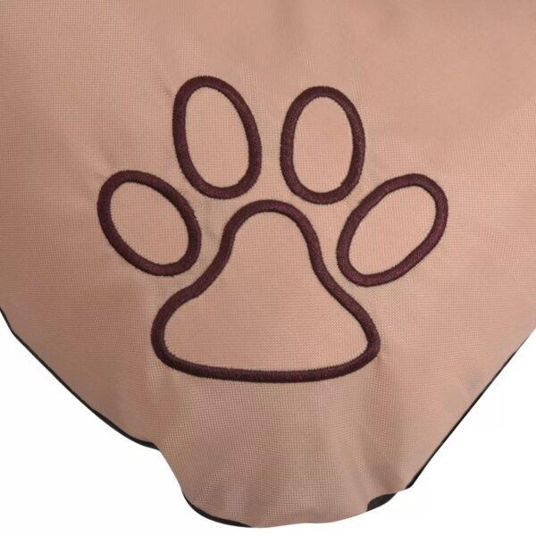 Hundbädd storlek XXL beige