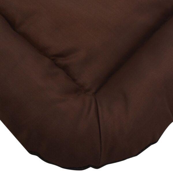 Hundmadrass storlek S brun